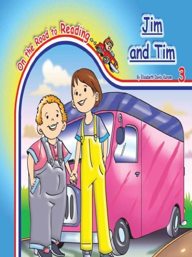 Jim and Tim (On the Road to Reading, KG level Book 3) Elisabeth Davis-Karam