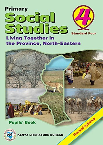 Primary Social Studies: Pupils Book 4 Fred M. Omwoyo