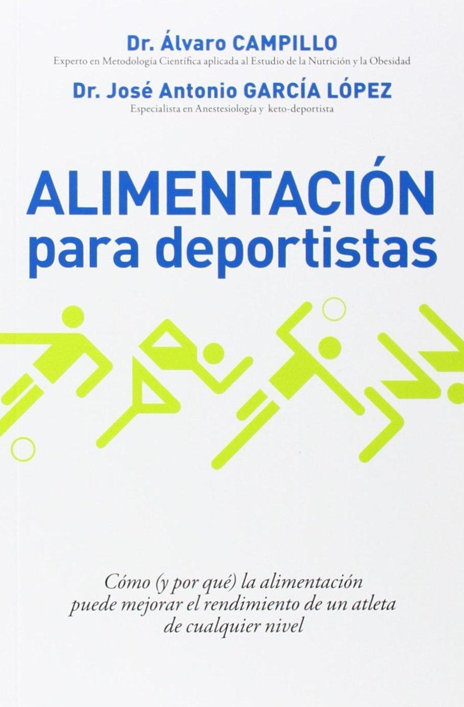 Alimentación para deportistas  by  Alvaro Campillo