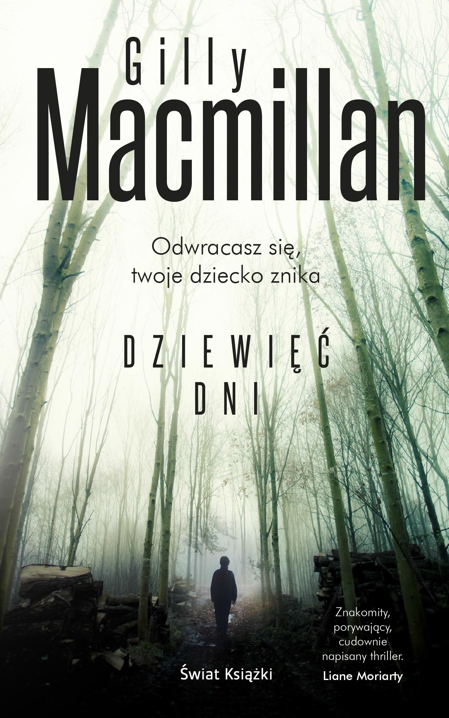 Dziewięć dni Gilly Macmillan