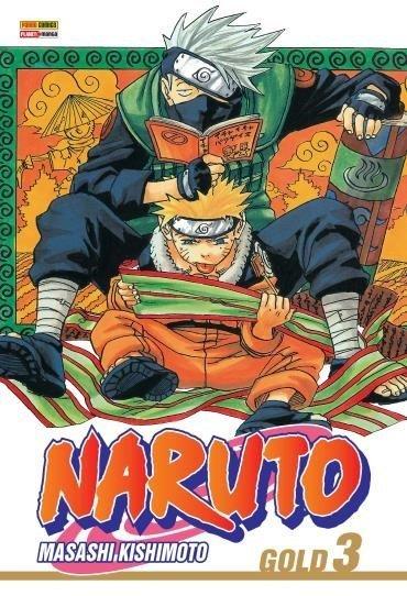 Naruto, Vol. 3 (Naruto #3)  by  Masashi Kishimoto