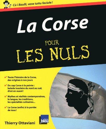 La Corse Pour les Nuls  by  Thierry Ottaviani