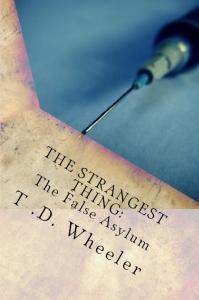 The False Asylum (The Strangest Thing, #3)  by  Trisha Wheeler