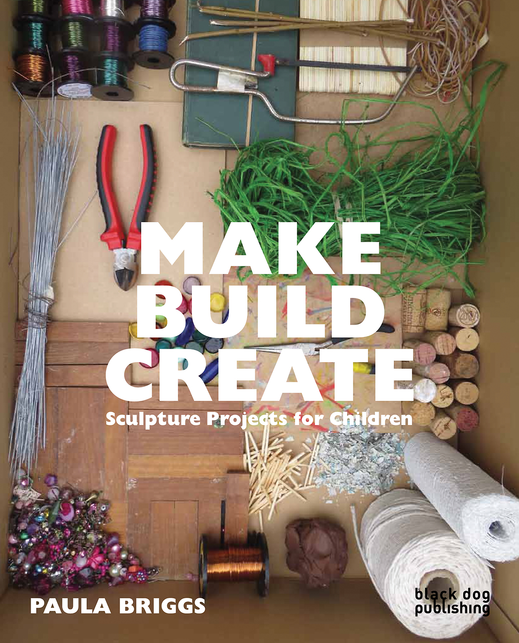 Make Build Create: Sculpture Projects for Children  by  Paula Briggs