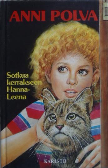Sotkua kerrakseen, Hanna-Leena Anni Polva