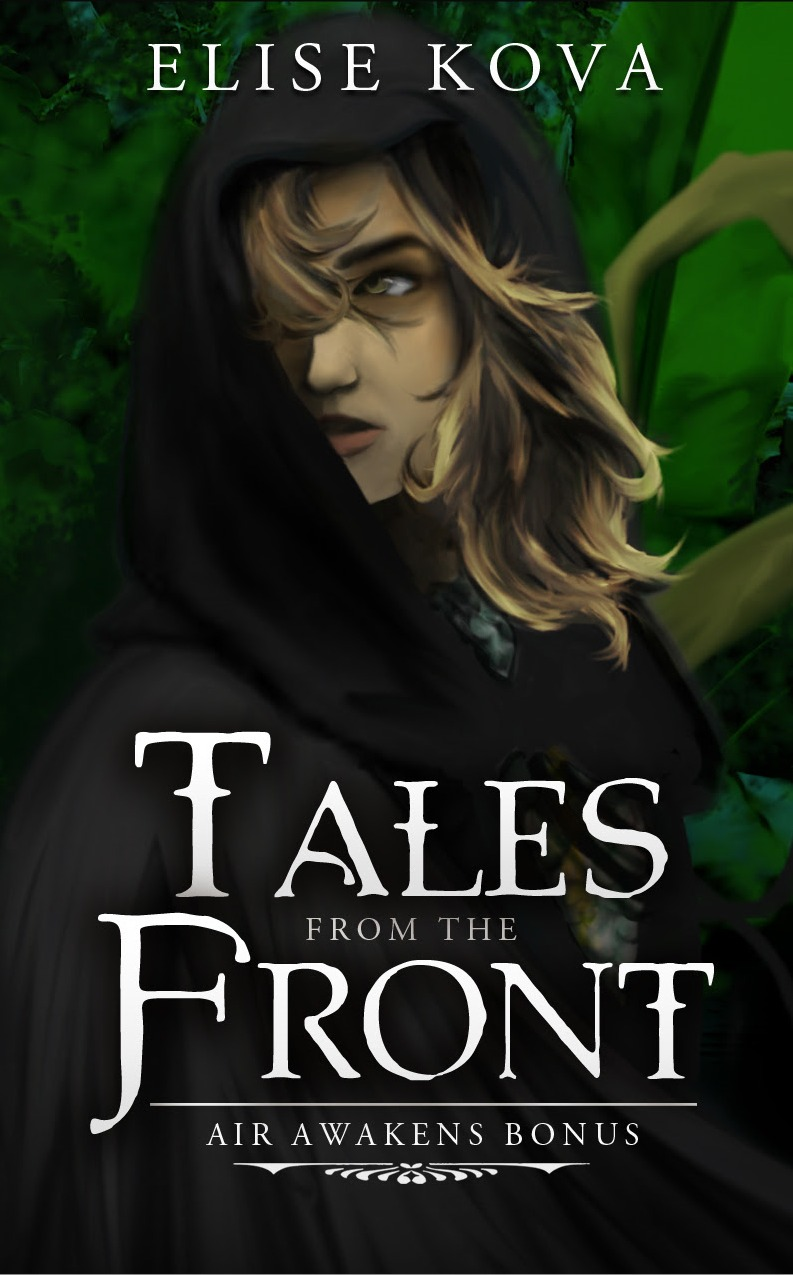 Tales from the Front (Air Awakens, #2.5) Elise Kova