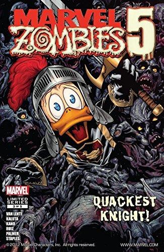 Marvel Zombies 5 #3 (of 5) Fred Van Lente