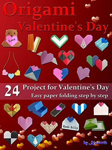 Origami Valentines Day - 24 Paper Folding for Valentines Day Kasittik
