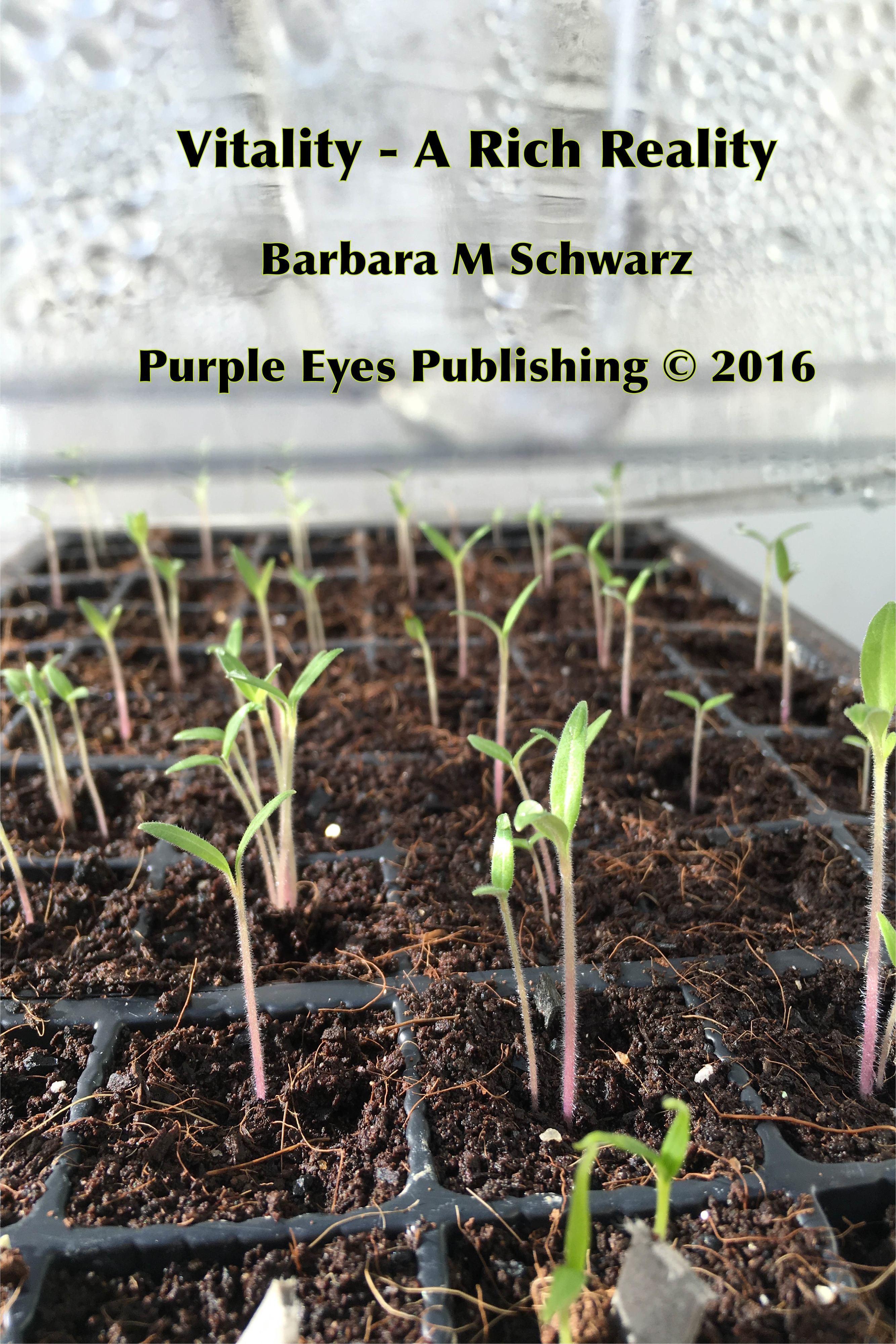 Vitality A Rich Reality Barbara M Schwarz