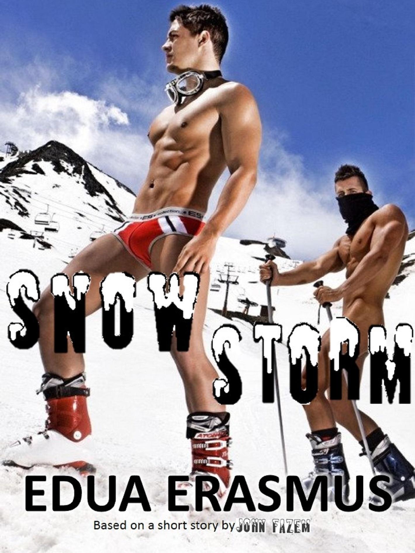 Snow Storm Edua Erasmus