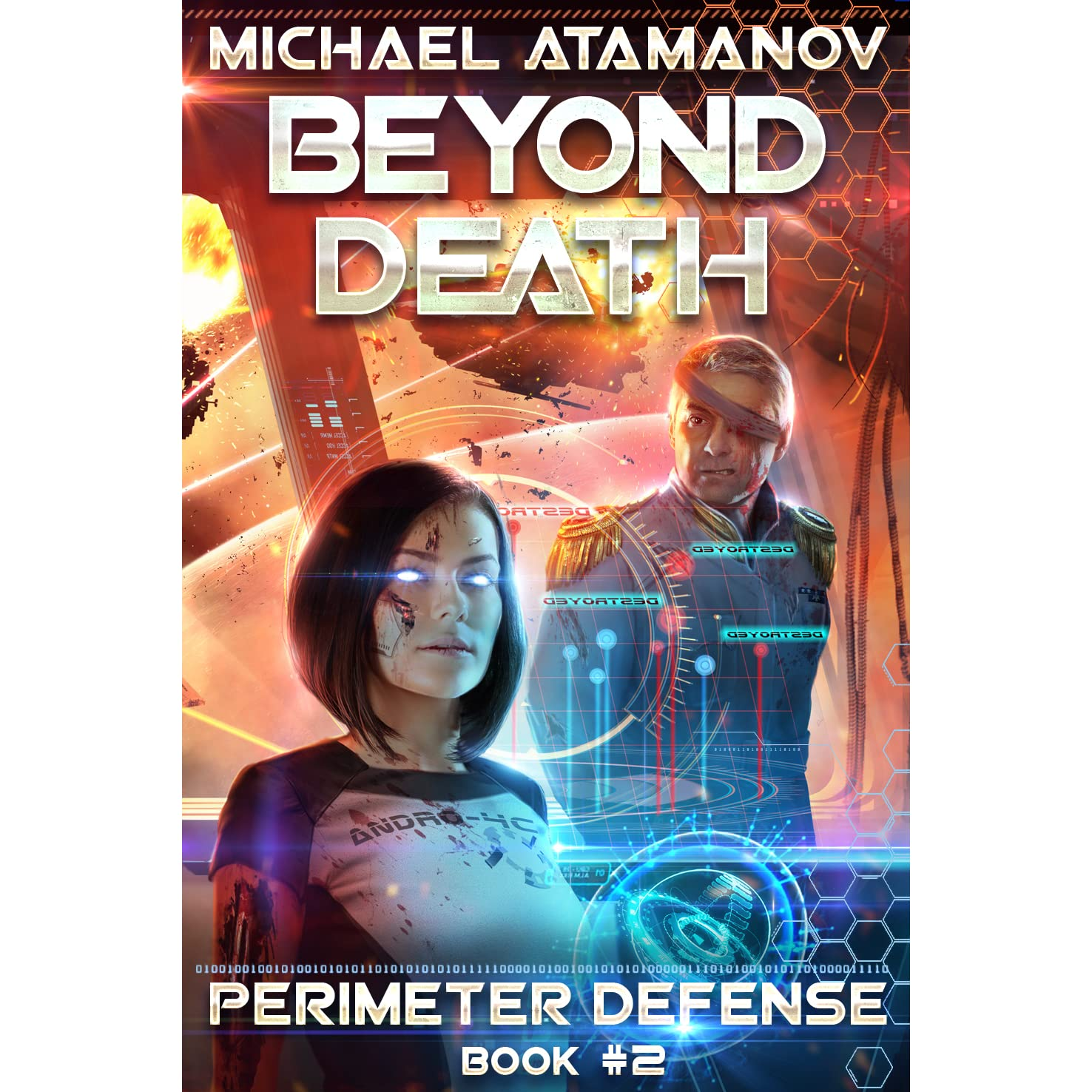 Beyond Death (Perimeter Defense #2) - Michael Atamanov
