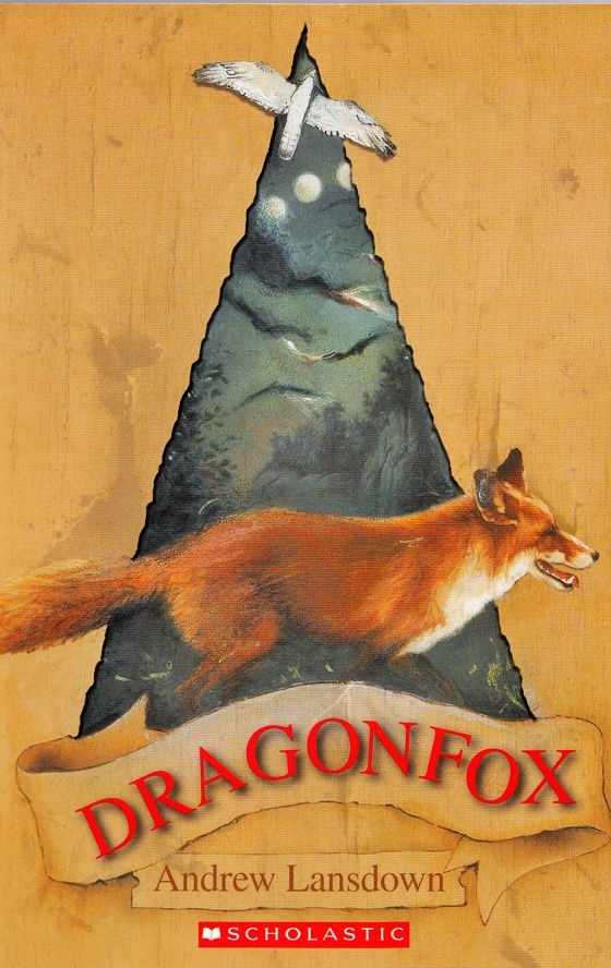 Dragonfox Andrew Lansdown