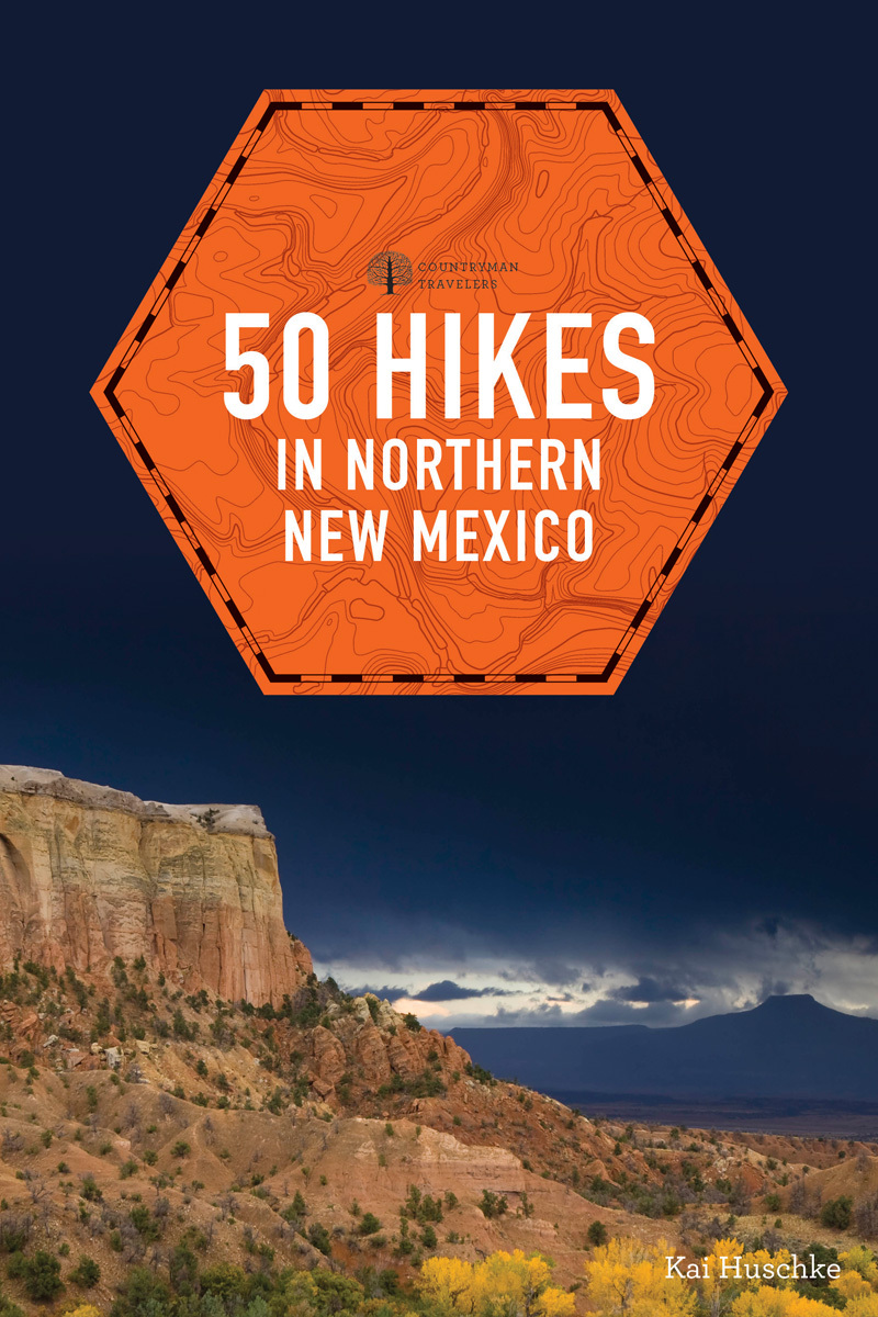 50 Hikes in Northern New Mexico  by  Kai Huschke