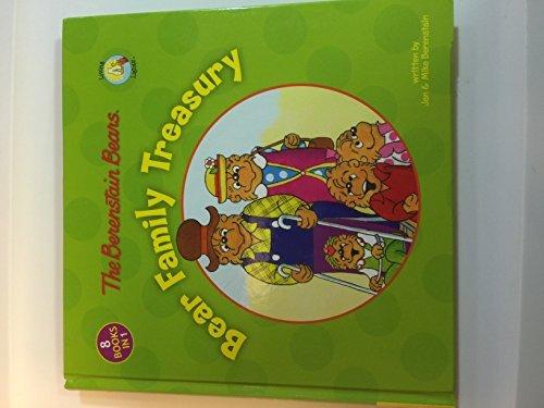 Bear Family Treasury - The Berenstain Bears Jan Berenstain