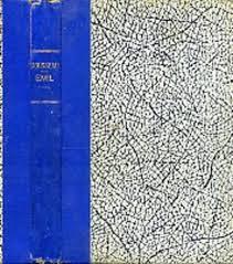 Elulugu. Pedagoogilised vaated. Emil  by  Jean Jacques Rousseau