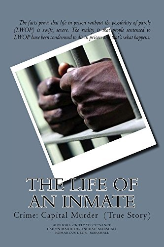 The Life of an Inmate (Life without Parole Book 1)  by  Cicely Vance