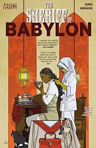 Sheriff of Babylon (2015-) #3 Tom King