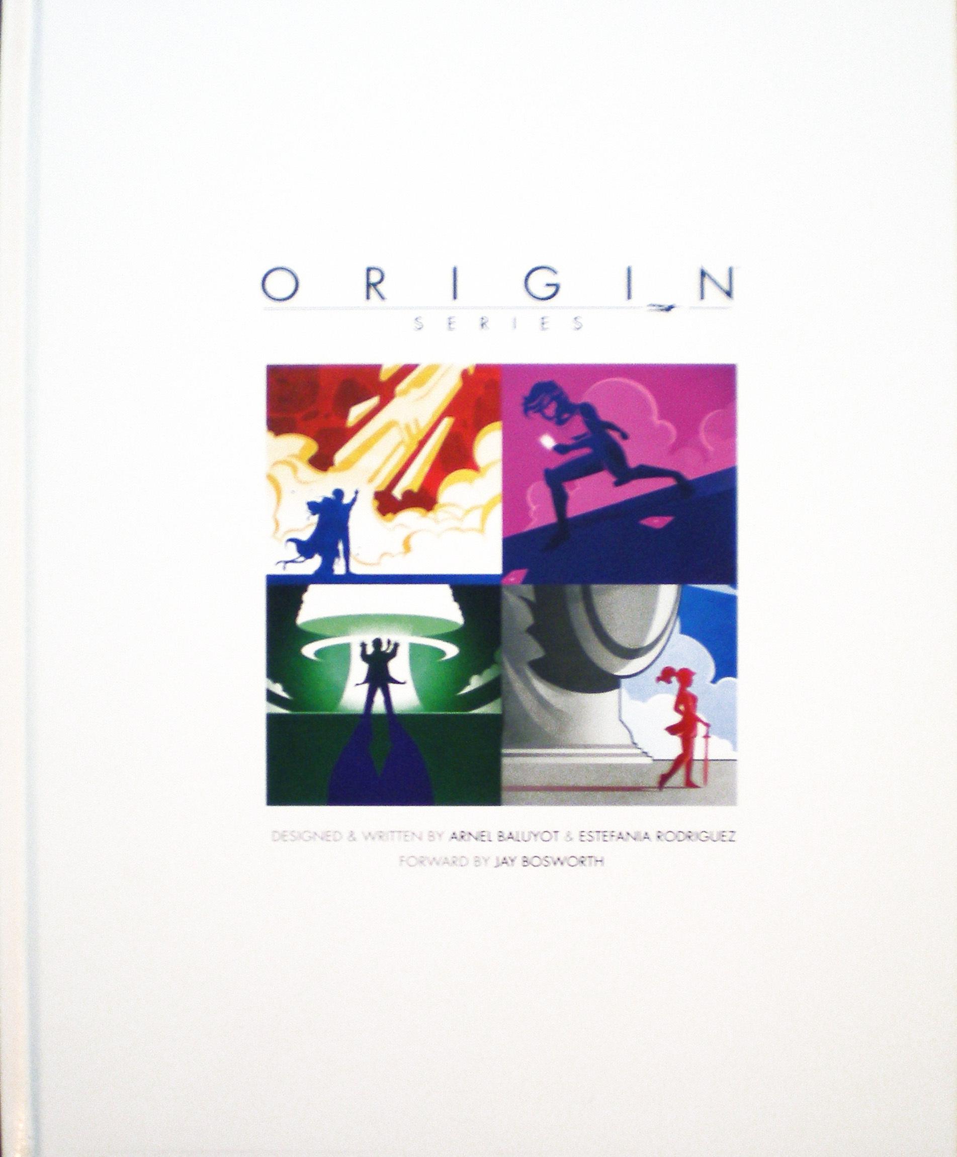 Origin Series  by  Arnel Baluyot