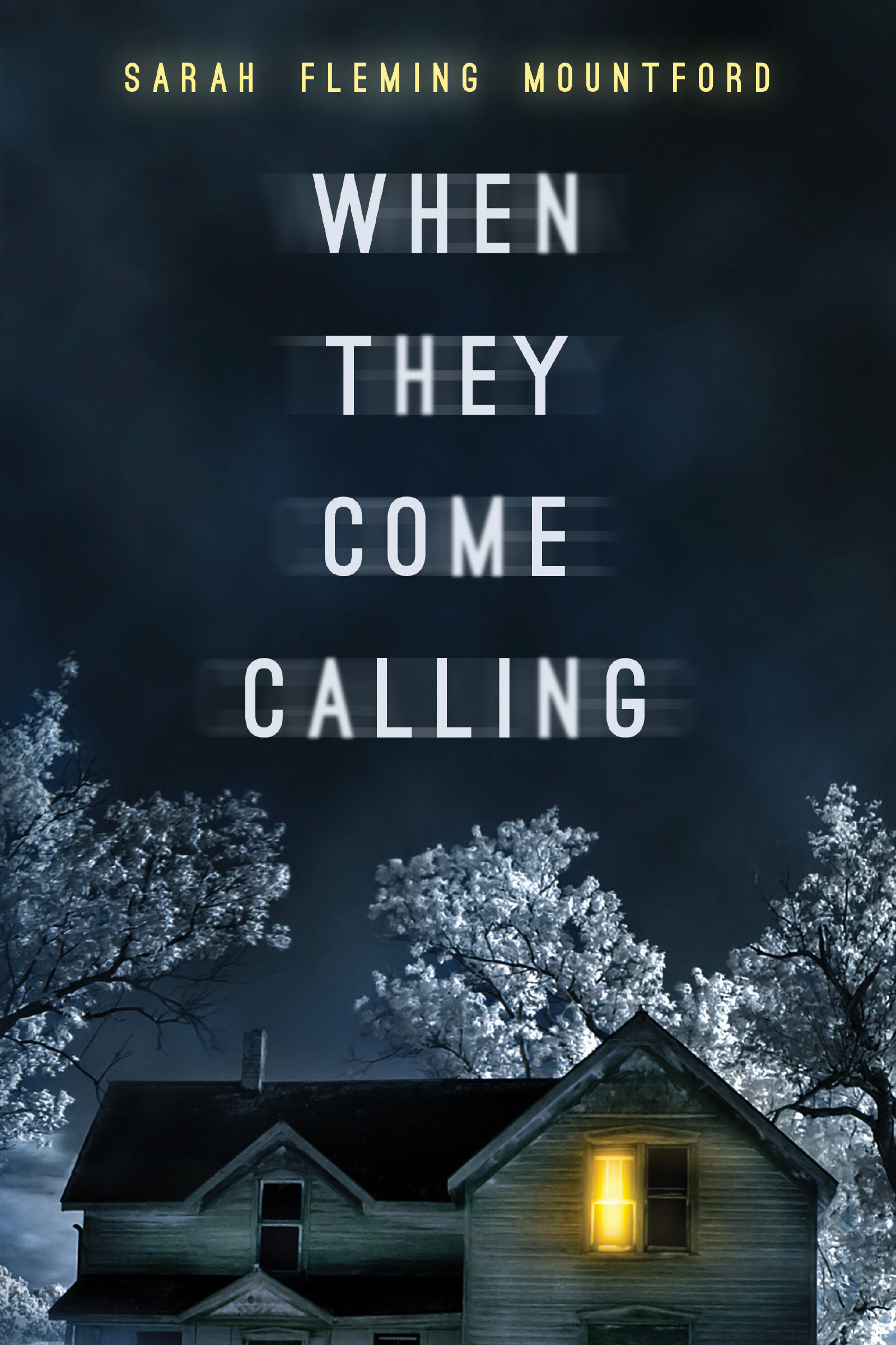 When They Come Calling (Annas Nightmare Series, #1) Sarah Fleming Mountford
