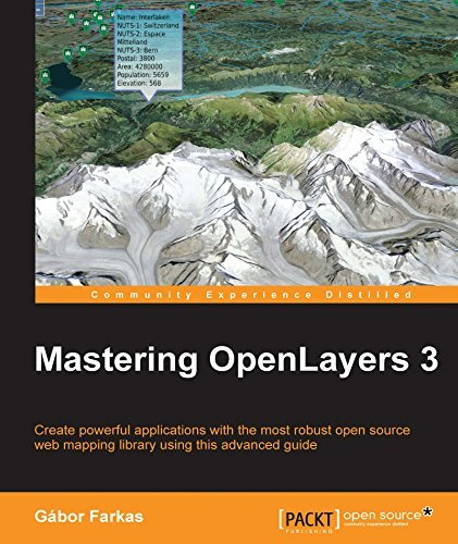 Mastering OpenLayers 3  by  Gabor Farkas