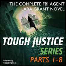 Tough Justice Series Box Set: Parts 1-8  by  Carla Cassidy