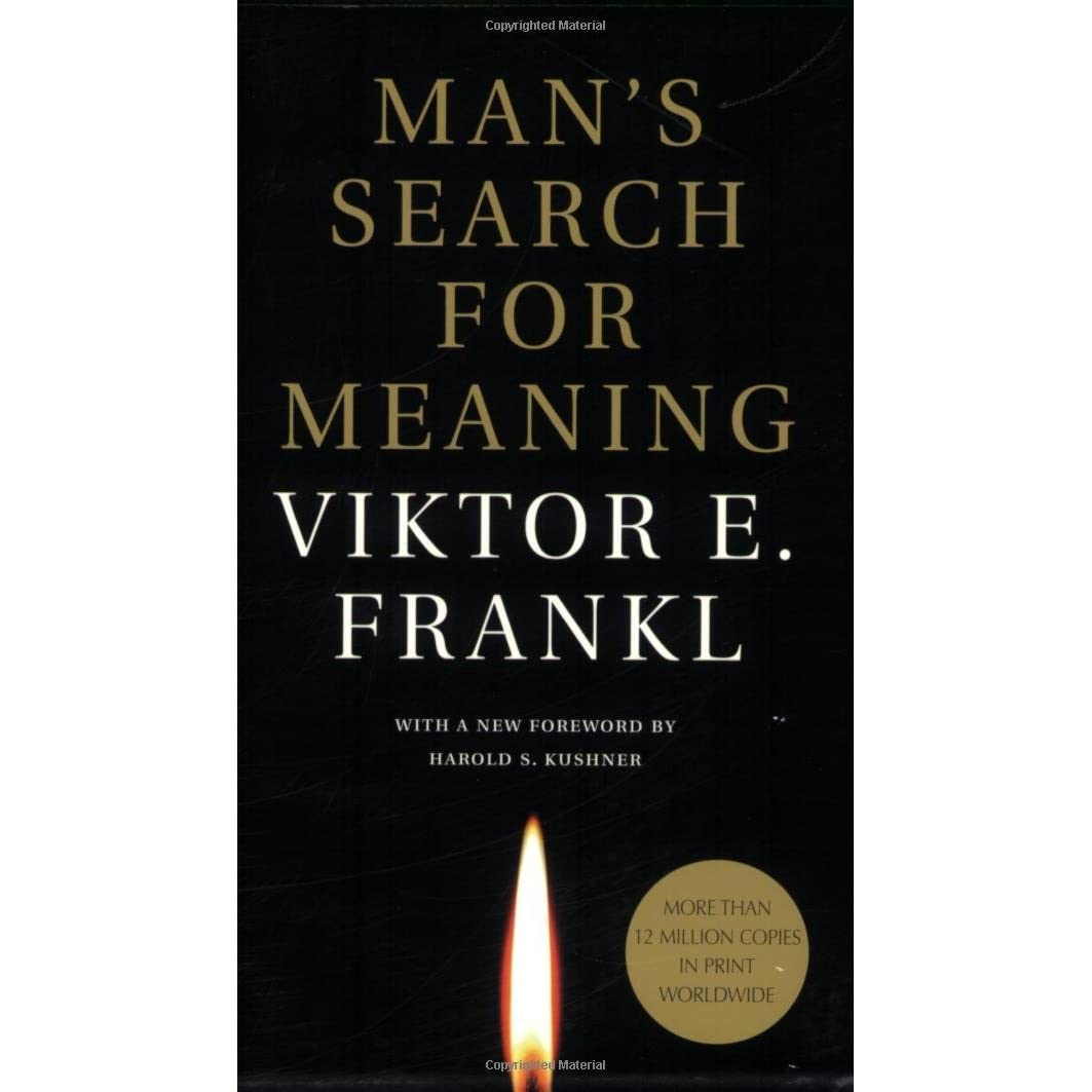 Book Cover Forros Meaning : Man s search for meaning by viktor e frankl — reviews