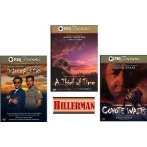 Movies of Tony Hillerman's books