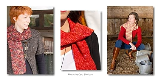 linen stitch, workshop, how to knit, reversible, scarf pattern