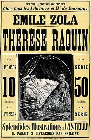 Plot V Style - Therese Raquin
