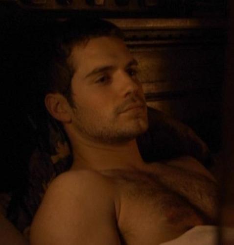 Henry Cavill shirtless