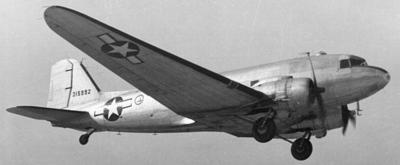 C-47 Skytrain C-53 Skytrooper Dakota