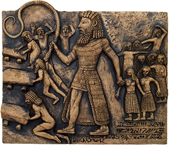 the book of job vs the epic of gilgamesh Get an answer for 'what does this passage from the epic of gilgamesh tell us about human relationships and human nature during this period and what does it tell us about rulers and their.