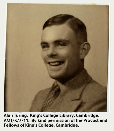 alan turing enigma book review