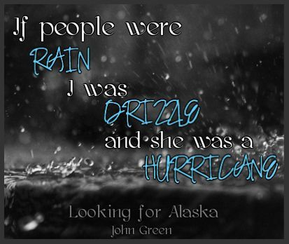 looking for alaska themes Looking for alaska john green album looking for alaska  i could feel them both looking at me, waiting for me to burst into tears or something,.