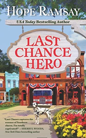 Last Chance Hero, a Last Chance South Carolina Novel by Hope Ramsay