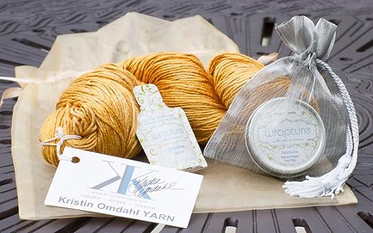 Giveaway Kristin Omdahl yarn