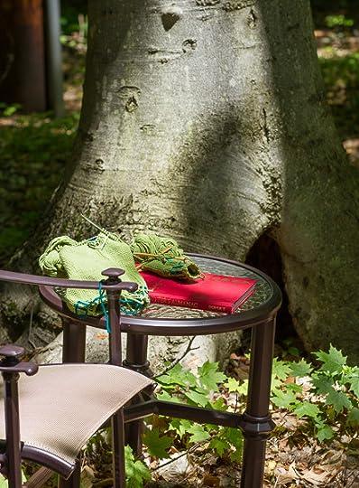 Knitter's Almanac, knitting camp