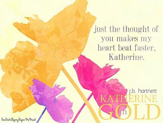 #KatherineInGold