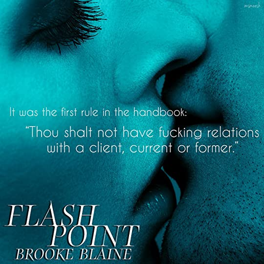 Flash Point Teaser 2 by Michelle Tan