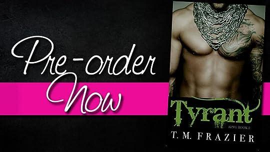 tyrant pre order