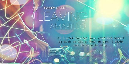 #LeavingAmarillo1
