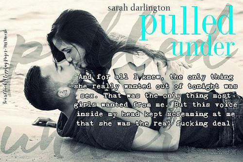 #PulledUnder_Sarah