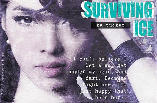 #SurvivingIce