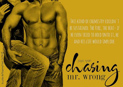 #ChasingMrWrong