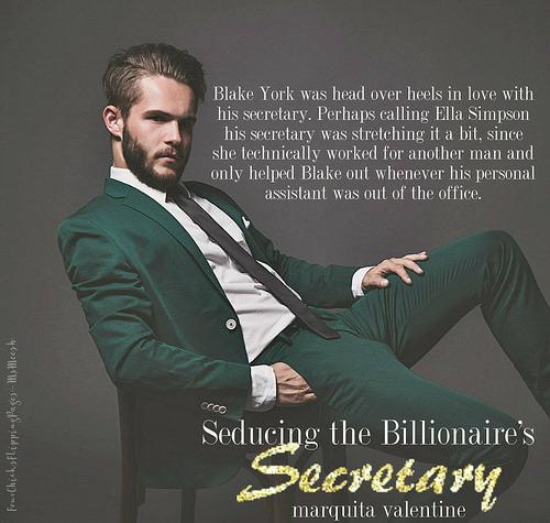 #SeducingTheBillionaireSecretary