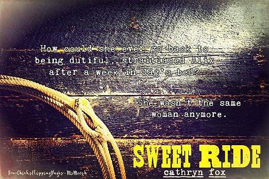 #SweetRide
