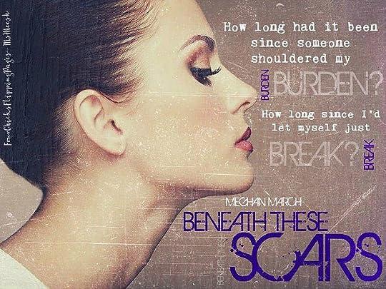 #BeneathTheseScars2
