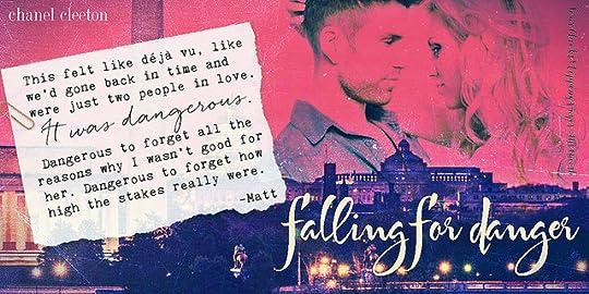 #FallingForDanger1
