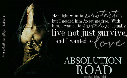 #absolutionRoad
