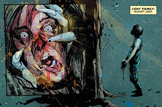 Image result for images from wytches vol 1 by scott snyder